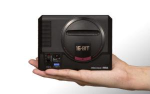 SEGA迷你游戏主机Mega Drive Mini 收录40款名作9/19开卖