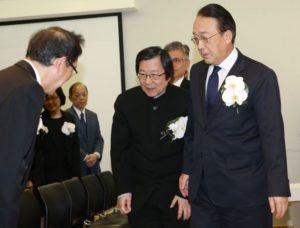 311东日本大地震8周年追悼感恩会(2) (图)