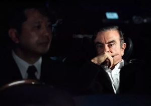 详讯:东京法院不批准戈恩出席日产董事会会议