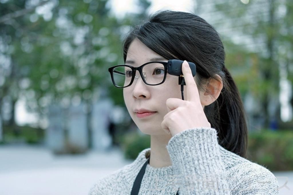 JINS与OTON GLASS携手开展文字朗读眼镜业务
