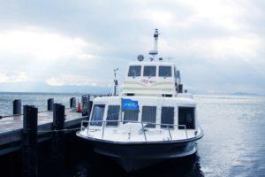 日本最大湖泊琵琶湖游船