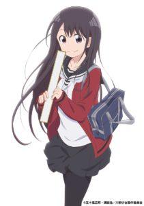 《川柳少女》将发售附赠动画的特别版单行本