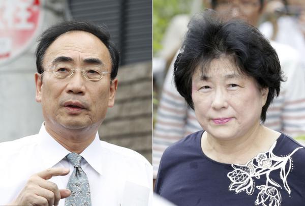 日本森友学园前理事长夫妇涉嫌骗取政府补助案开庭