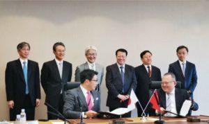 百洋医药与日本最大贸易商社伊藤忠合作升级