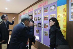 日本松本大学访义守大学提供更多赴日实习机会