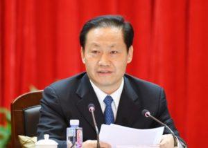 彭清华会见日本驻华大使横井裕