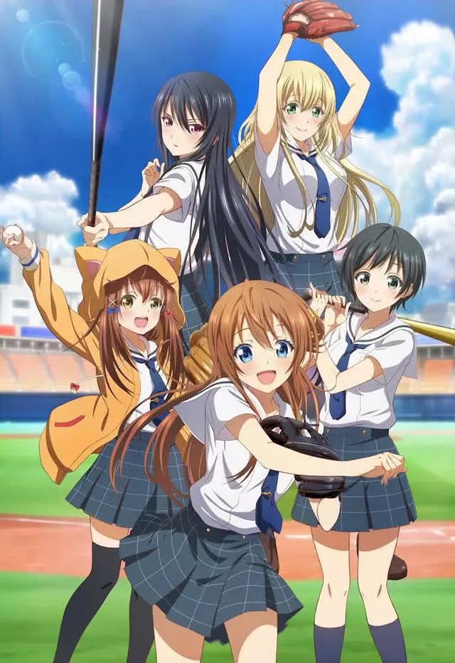 4月新番《八月的棒球甜心》公布主题曲详情