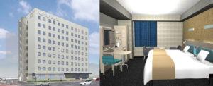住宿客限定七种饮料喝到饱!离JR高知站最近的新饭店「Comfort HOTEL 高知」