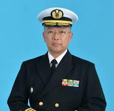 时隔5年日海上幕僚长拟访中出席海上阅舰