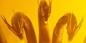 王的觉醒 《哥斯拉2》新海报