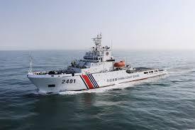 中国海警船一度驶入尖阁领海 为今年第9天