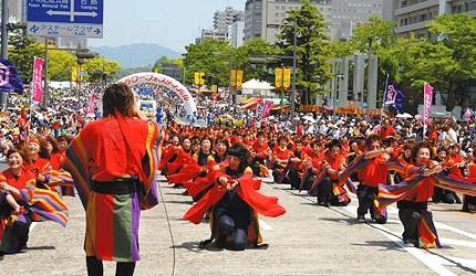 广岛:花卉节