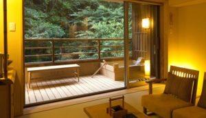 「いにしえの宿伊久」,森林环绕下泡汤的梦幻温泉旅馆