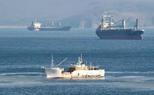 快讯:被俄罗斯扣押的日本岛根县渔船已获释
