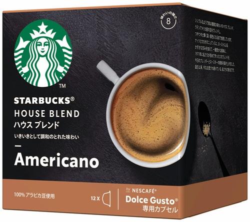 雀巢日本与星巴克合作 发售星巴克胶囊咖啡