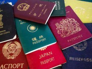 各国护照含金量排行:日本、新加坡、韩国并列居首