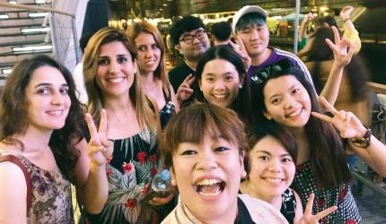 在地人带你夜游大阪:「JAPAN NIGHT WALK TOUR」