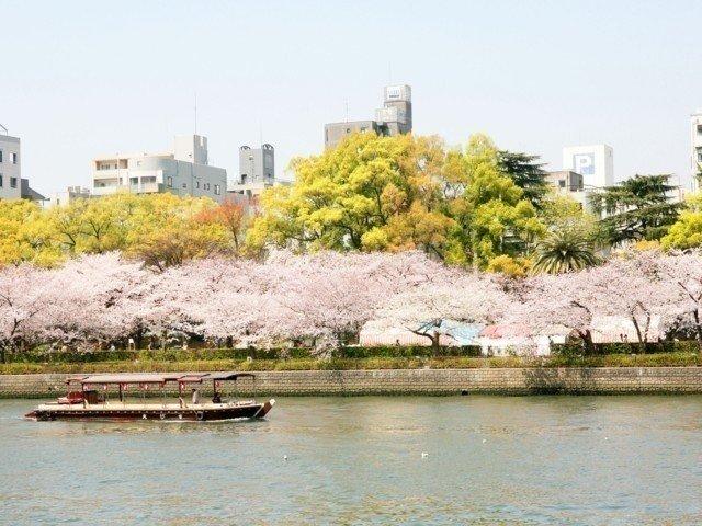 大阪|樱之宫公园