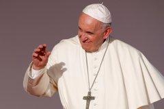日媒报导:日方拟邀教皇11月下旬访日