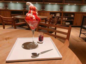 银座话题餐厅与IG打卡名店的联手之作-「re:Dine GINZA」草莓圣代