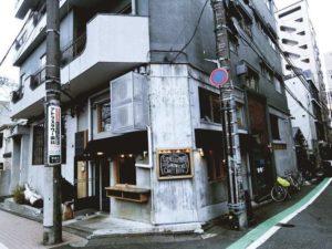 Sidewalk Stand▼紧邻樱花道工业风咖啡店