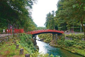 383年来第一次!日光神桥开放「夜间登桥」只有4天