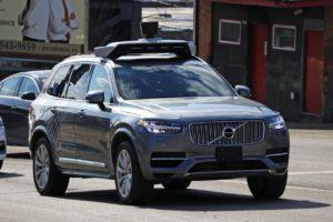 传软银联合其他公司投资Uber自驾车部门10亿美元