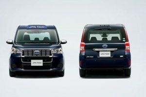 就算是营业车也要趋近完美!Toyota针对JPN TAXI进行细节改进