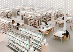 全日本最美图书馆!纯粹极简「金泽海みらい」打造现代阅读秘境