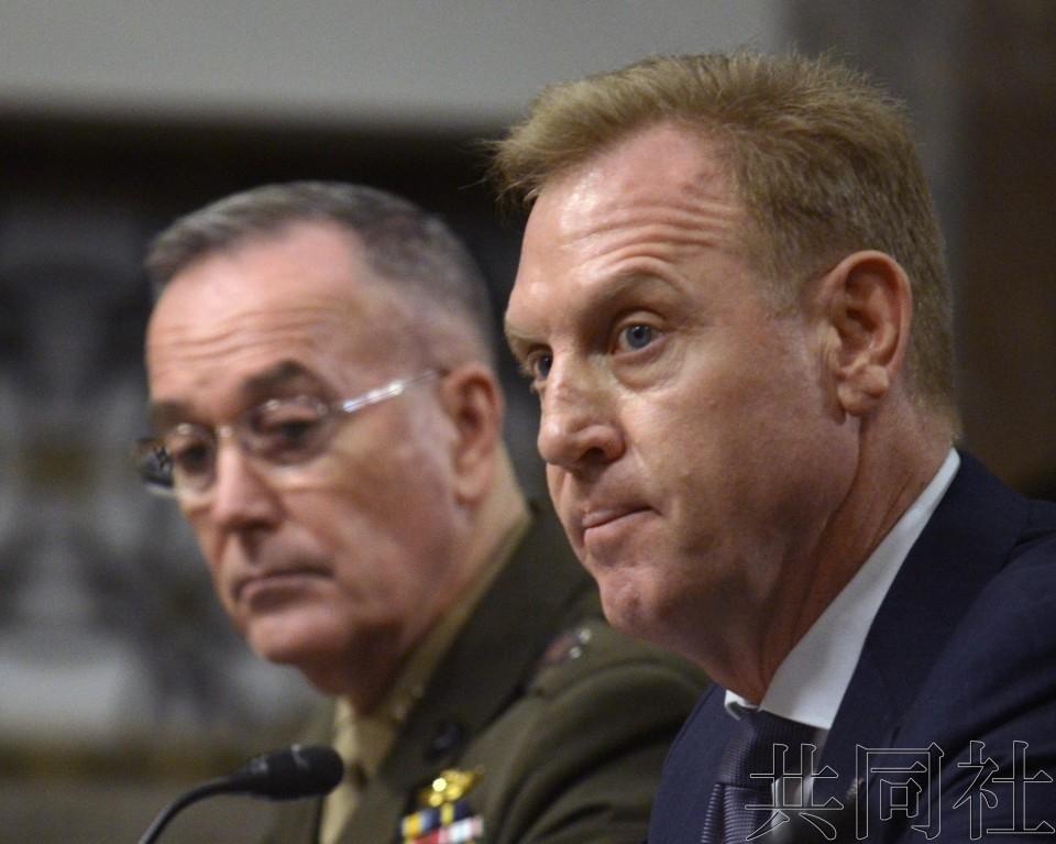 美代理防长否认大幅增加盟国的美军驻留负担