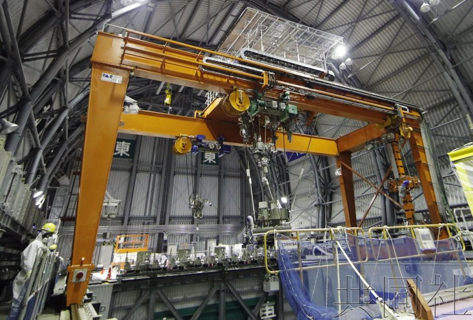 福岛一核3号机组燃料搬出作业再度推迟