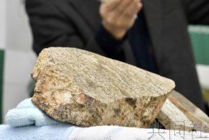 岛根发现日本最古老岩石 被寄望探明列岛形成过程