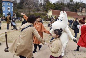 话题:姆明乐园在埼玉开业 有望带动地方经济