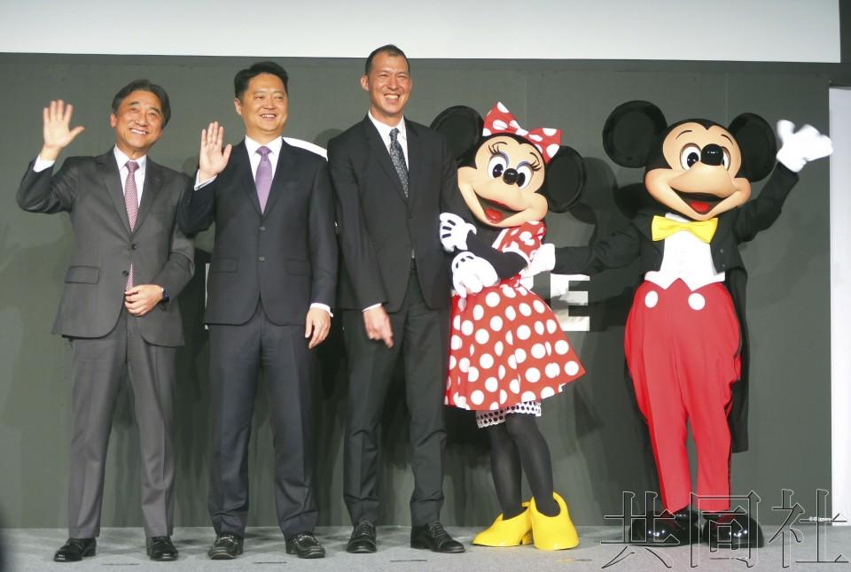 都科摩和迪士尼将合作推出在线视频服务