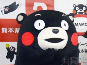 """详讯:熊本县拟把""""酷MA萌""""中文名称改为""""熊本熊"""""""