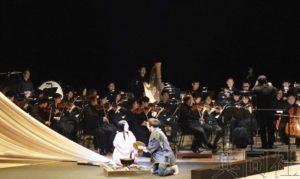 日本歌剧《夕鹤》在俄马林斯基剧院上演