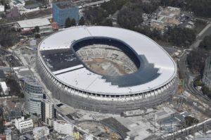 东京奥运倒计时500天 运送对策制定进入关键期