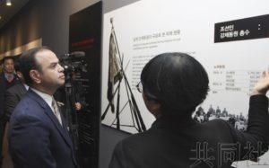 美国市长访问韩国釜山 通过慰安妇问题展开交流