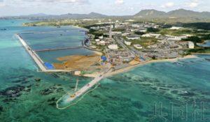 日本防卫省估算边野古地基改良工程需3年零8个月