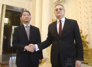 日俄举行副外长级磋商 和平条约问题未有重大进展
