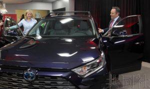 详讯:丰田汽车在美投资总额预计增至130亿美元