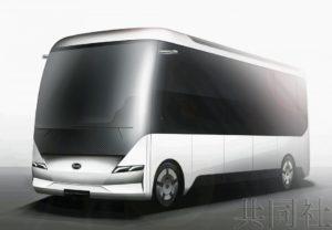 比亚迪将在日发售小型电动巴士