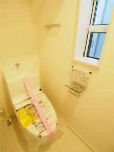 岩本町一戸建て トイレ