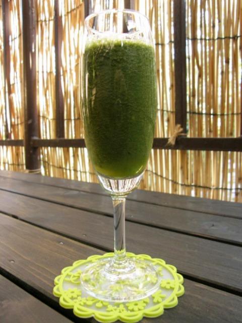 有機野菜の生ジュース 農民カフェ公式HPから引用
