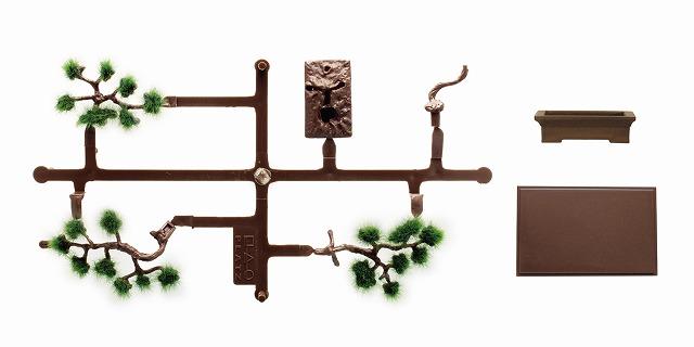 盆栽プラモデルのパーツ プラモデル・模型メーカー【有限会社プラッツ】|飛行機・戦車などの製造・販売|静岡 PLATZ Co.,Ltd. HPから引用