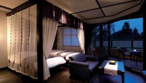 感受平安等级的浪漫!「斋王の宫」温泉旅馆