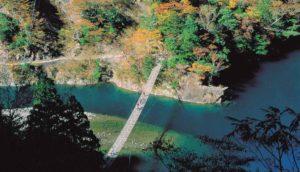 世界十大吊桥之一:梦之吊桥