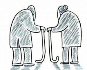调查:2040年日本老人家庭独居比例将超30%