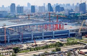 正大与中铁建有望获得曼谷连接3机场高铁订单