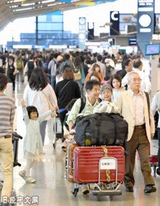 五一10连休将有近10万日本人到中国玩